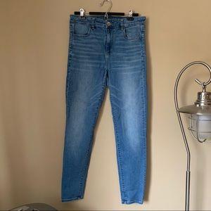 2/$20 🌈 American Eagle High-Rise Skinny Jeans